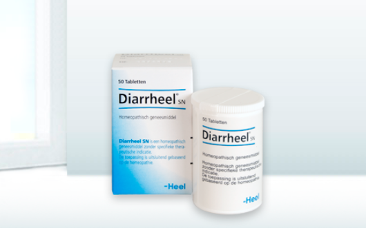 Diarrheel® tabletten